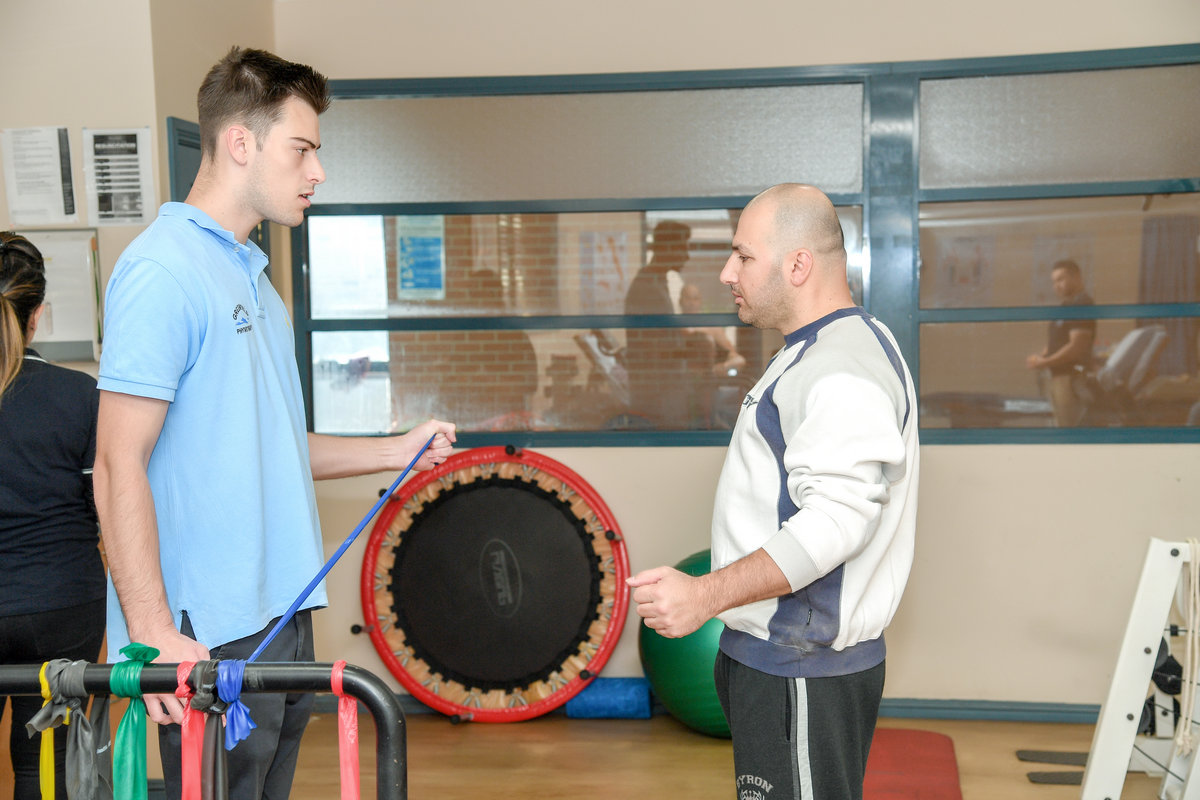 Elite Athlete Sports Specific Training