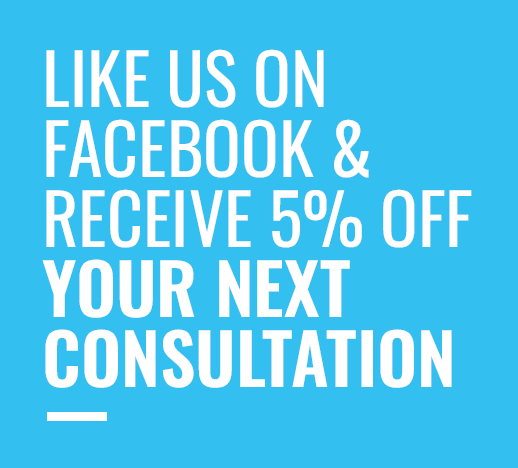 Receive 5% Offer for Consultation